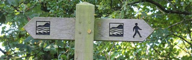 03 brilliant logo for Ceredigion Coast Path, Ruth Livingstone
