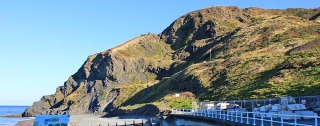 04 Constitution Hill, Ruth's coastal walk, Aberystwyth, Wales