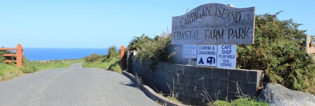 07 road diversion because no access to coast