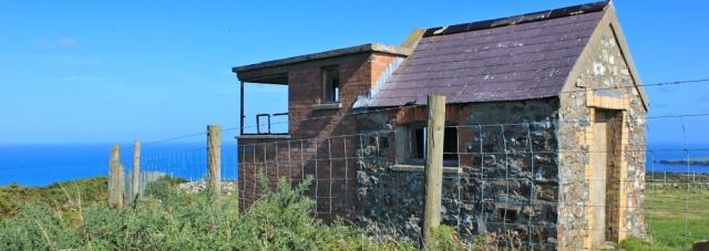 09 old hut, Cemaes Head, Ruth's coastal hike