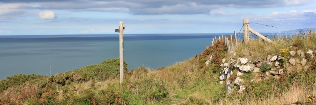 15 Cardigan Bay, Ruth's coastal walk in Wales