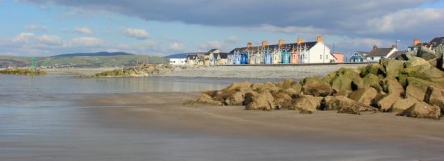 19 Borth Sands, Ruth's coastal trek through Wales