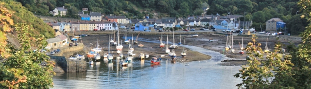 Lower Town, Fishguard, Ruth Livingstone