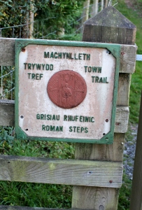 Machynlleth Roman Steps, Ruth's coastal walk