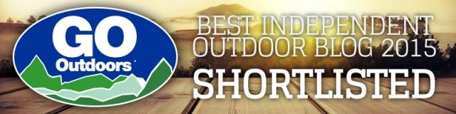 GO Outdoors - Blog Awards 2015 - Shortlisted