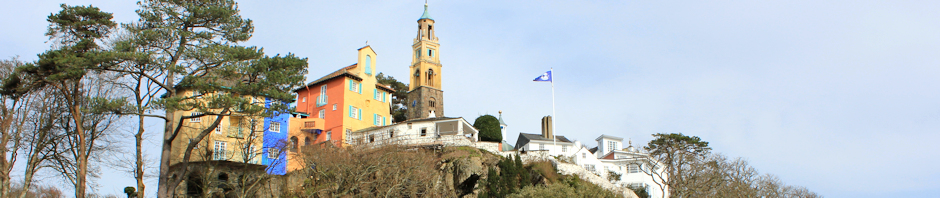 header, Portmeirion, Ruth Livingstone