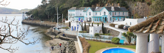 10 beach Spa, Portmeirion, Ruth Livingstone