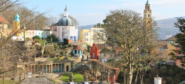 10 Portmeirion, Ruth Livingstone in Wales, hiking