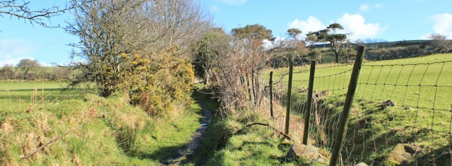 16 old byways, Ruth walking the Wales Coast Path towards Llwyngwril