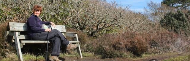 17 Ruth Livingstone, lunch break, Portmeirion, Wales