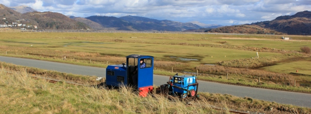 19 little train, Fairbourne, Ruth Livingstone