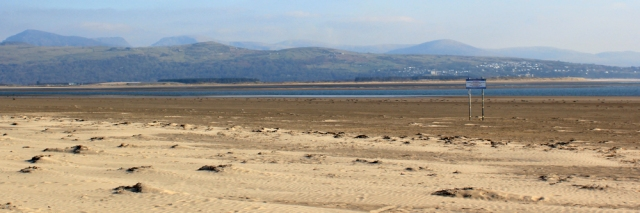 a16 beach again, Ruth in Wales