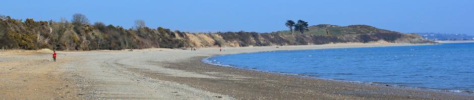 header, Llanbedrog beach, Ruth Livingstone