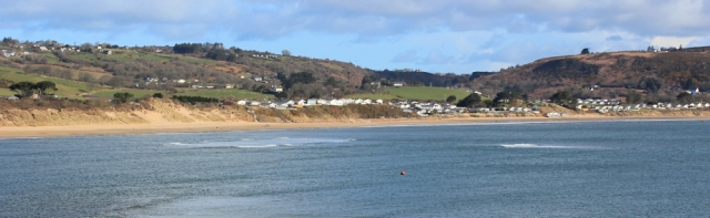 02 beach, Ruth Livingstone walking the Llyn Coastal Path