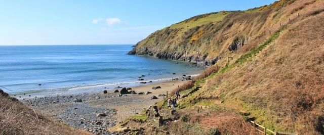 02 Wales Coast Path, west of Aberdaron, Lleyn