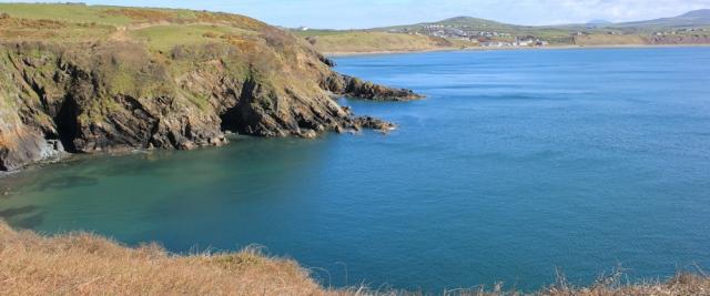 05 view across Aberdaron Bay, Ruth Livingstone