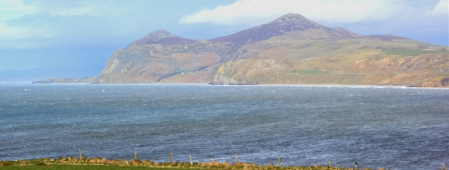 24 tomorrow's walk, Ruth Livingstone, Morfa Nefyn, Wales