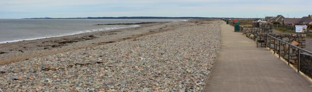 02 Dinas Dinlle beach, Ruth Livingstone near Caernarfon
