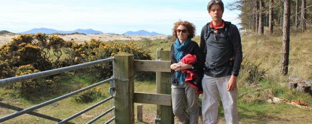 02 Newborough Warren, Ruth's coastal walk, Anglesey