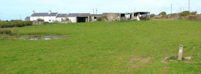 05 Rhyd-y-Bont, Ruth's coastal walk, Anglesey