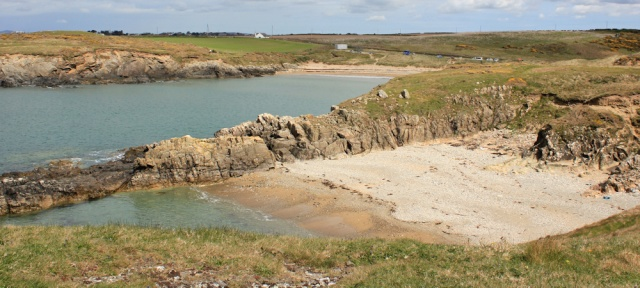 12 Porth Tarfyn and Porth Trecastell, Ruth's costal walk, Anglesey