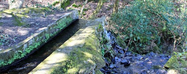 13 Paxton's Cascade, Ruth's coastal walk, Bangor