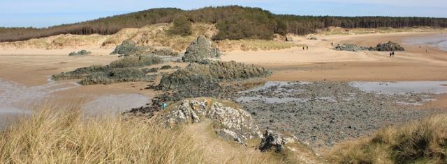 15 tidal island, Gwddw Llanddwyn, Ruth's coastal trek