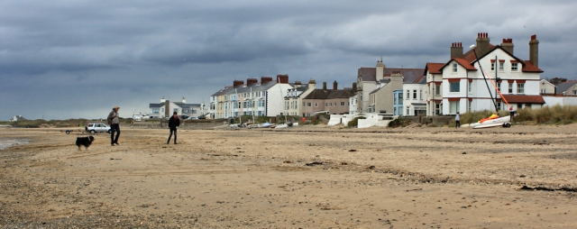 24 Rhosneigr, Ruth's coastal walk, Anglesey