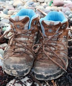 farewell dear boots, Ruth Livingstone
