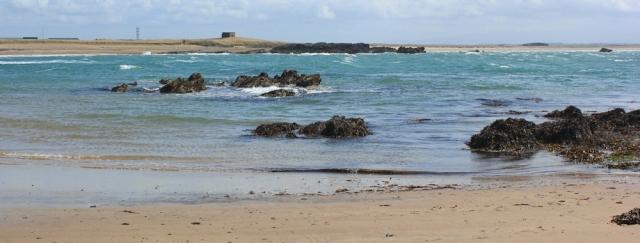 a01 Silver Bay, Ruth's coastal walk, Anglesey