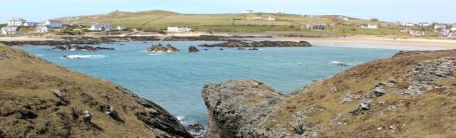 a12 Borthwen bay, Ruth's coastal walk, Holy Island, Anglesey