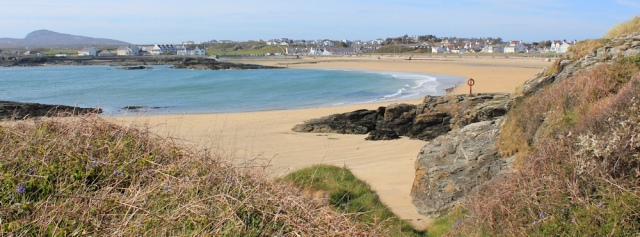 a33 Trearddur Beach, Ruth Livingstone in Anglesey