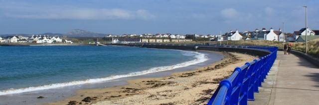 Trearddur Bay, Ruth's coastal walk, Anglesey