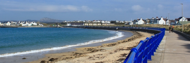 Trearddur Bay, Ruth's coastal walk, Anglesey
