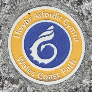 02c Wales Coast Path logo, Ruth Livingstone