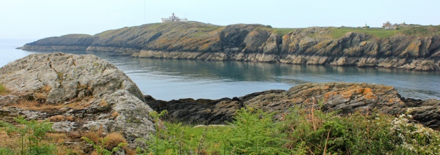 05 Point Lynas, Ruth's coastal walk, Anglesey