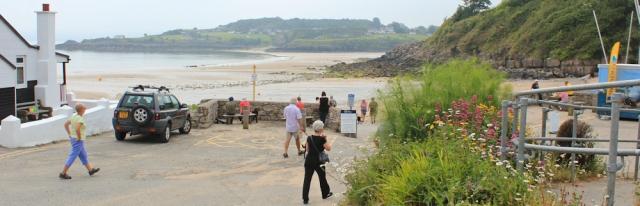 08 Traeth Bychan, Ruth's coastal walk, Anglesey