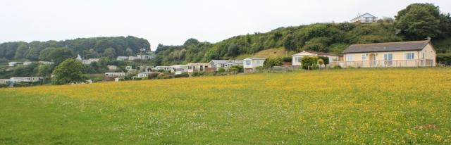09 Holiday Camp, Traeth Bychan, Ruth's coastal walk