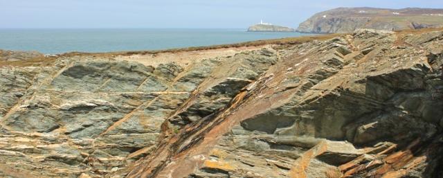 10 rocks, South Stack, Ruth's coastal walk, Holyhead
