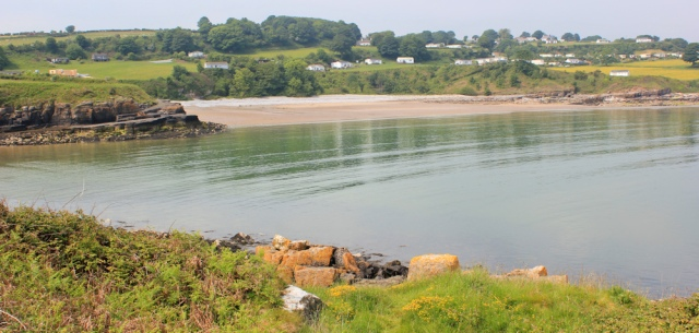 10 Traeth Bychan, Ruth hiking in Anglesey