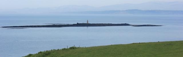 10 Ynys Dulas, Ruth's coastal walk, East Anglesey