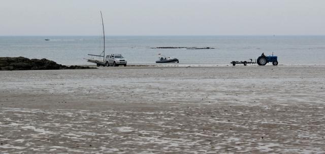 12 boat launching, Porth Tywyn-mawr, Ruth's coastal walk, Anglesey