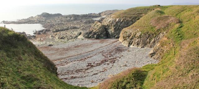 17 Porth Ffynnon, Ruth's coastal walk, Anglesey