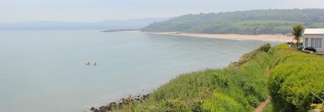 19 Benllech, Ruth's coastal walk, Anglesey
