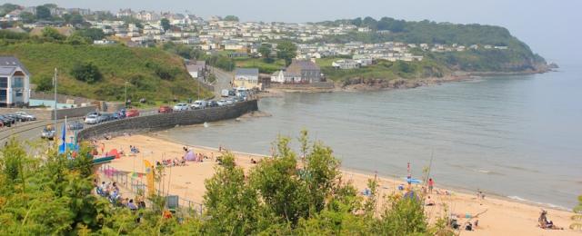 20 Benllech Sand, Ruth's coastal walk, Anglesey