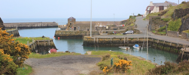 23 Amlwch Port, Ruth's coastal walk, Anglesey, Wales