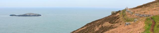 middlemouse island, Ruth's coastal walk, Anglesey