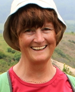 Ruth Livingstone, writer, blogger, walker