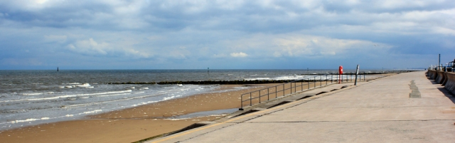 01 Prestatyn, Ruth's coastal walk, North Wales