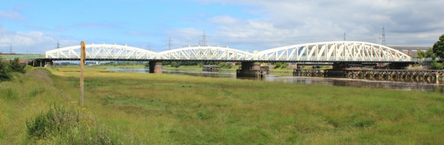 04 Hawarden Bridge, River Dee, Ruth Livingstone